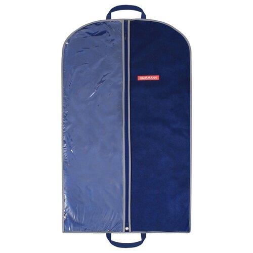 HAUSMANN Чехол для одежды HM-701002 100x60 см синий