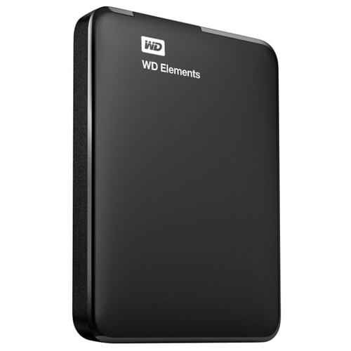 Жесткий диск Western Digital WD Elements Portable 2 TB (WDBU6Y0020BBK-EESN)