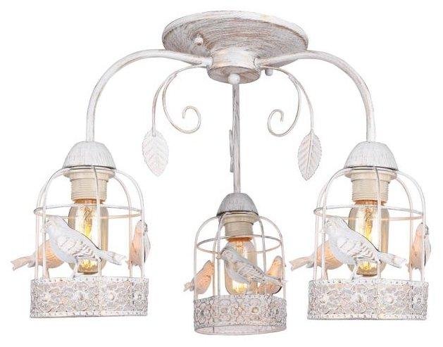 Люстра Arte Lamp Cincia A5090PL-3WG, E27, 120 Вт