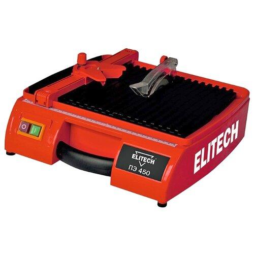 Плиткорез ELITECH ПЭ 450
