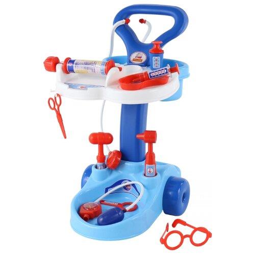 Фото - Набор доктора Полесье Palau Toys (36582) полесье набор игрушек для песочницы 468 цвет в ассортименте
