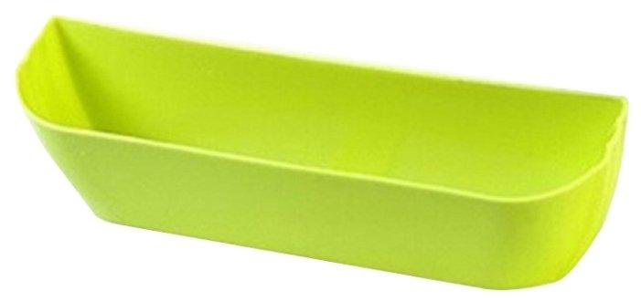 Этажерка для обуви АС 27645000 Slip (3 секции) шоколадный 82х27х70 см