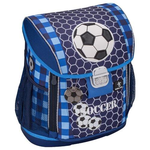 Belmil Ранец Customize-Me Soccer (404-20/557), синий