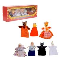 Весна Кукольный театр по сказкам №3 (В2801)