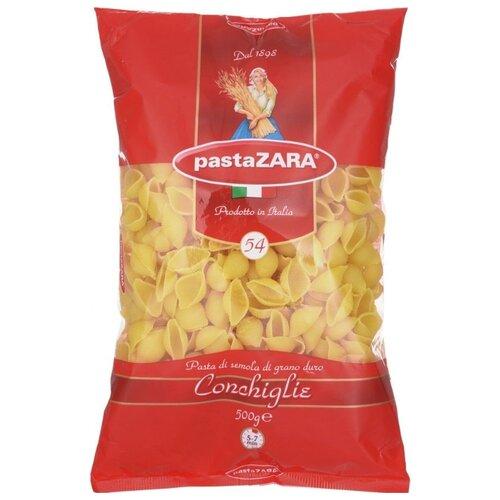 Pasta Zara Макароны 054 Conchiglie, 500 гМакароны<br>