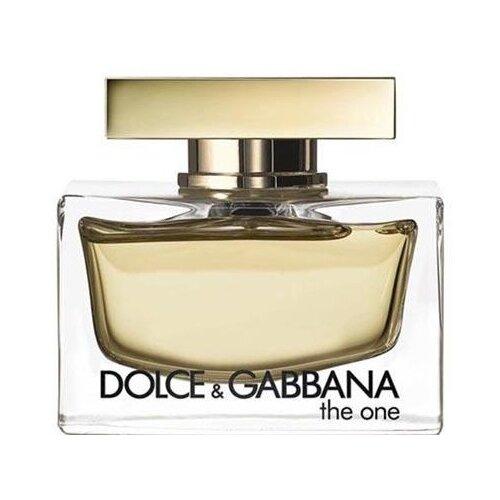 Купить Парфюмерная вода DOLCE & GABBANA The One for Women, 75 мл