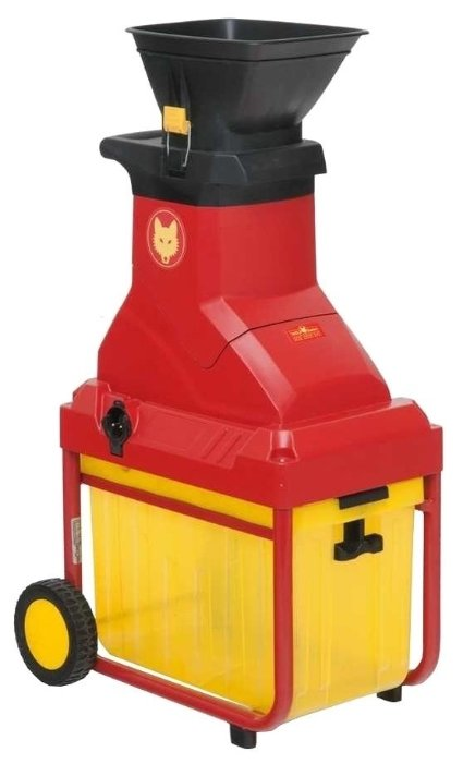 Измельчитель электрический WOLF-Garten SDE 2500 EVO 2.5 кВт