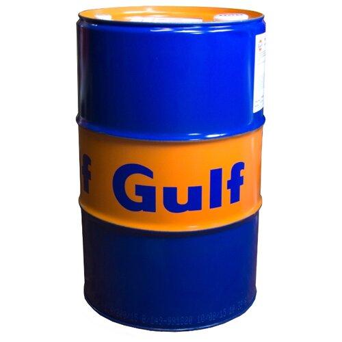 Моторное масло Gulf Formula G 5W-40 60 л моторное масло gulf multi g 15w 40 1 л