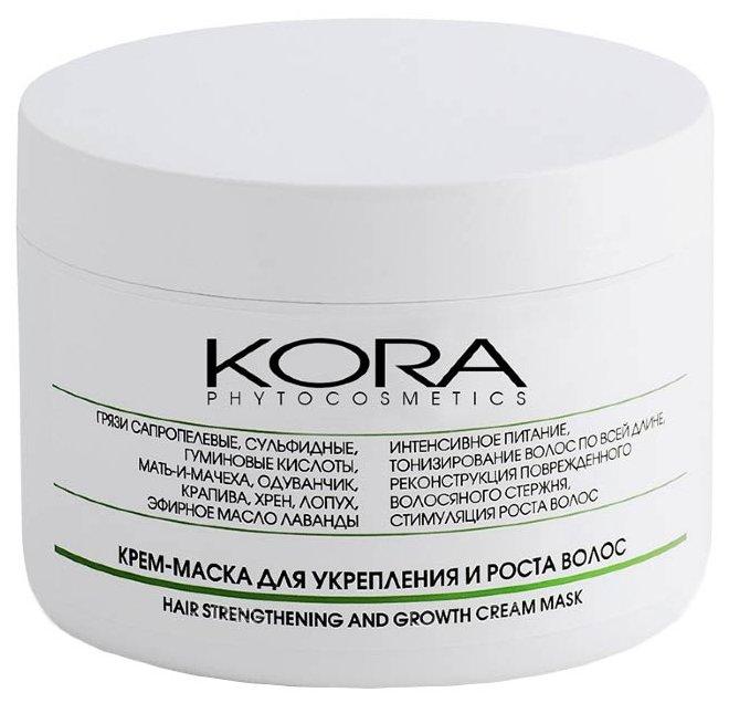 Kora Крем-маска для укрепления и роста волос