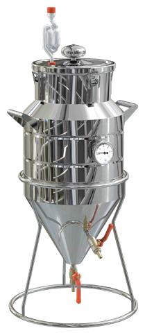 Мини-пивоварня Добрый Жар ЦКТ 32 литра