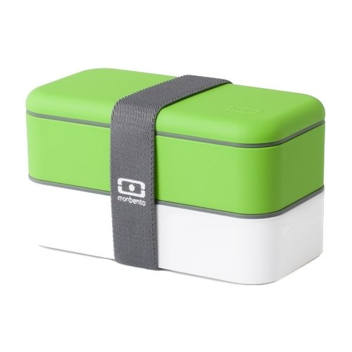 Monbento Ланч-бокс Original зеленый