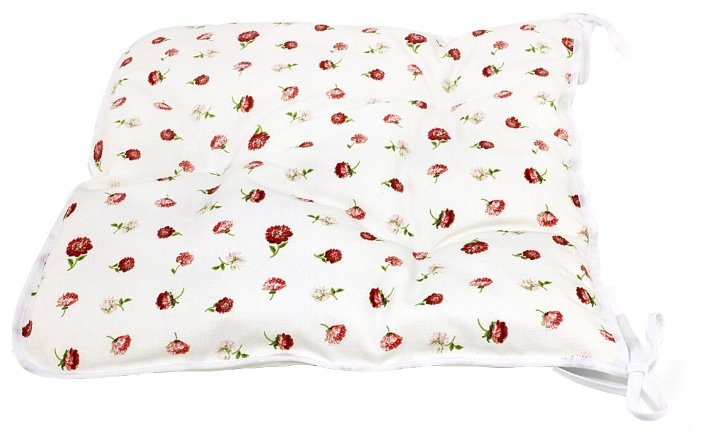 Подушка на стул Kauffort Red Karen, 40 х 40 см (112216630) красный