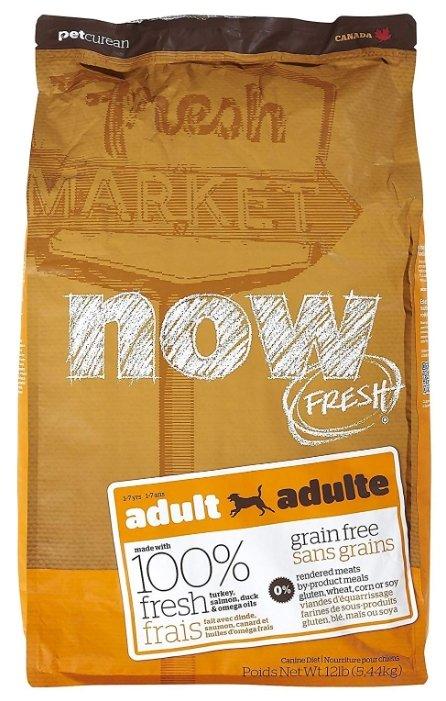Корм для собак NOW FRESH Grain Free Adult Dog Food Recipe
