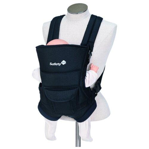 Купить Рюкзак-переноска Safety 1st YOUMI full black, Рюкзаки и сумки-кенгуру