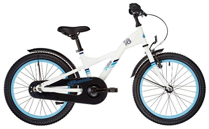 Детский велосипед S'cool XXLite 18 Steel (2018)
