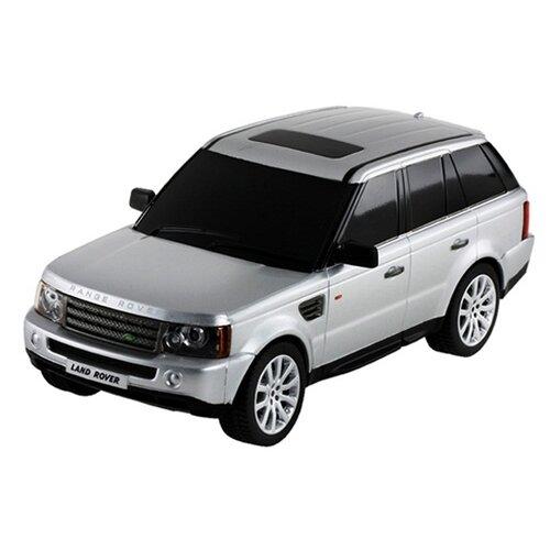 Легковой автомобиль Rastar Land Rover Range Rover Sport (30300) 1:24 21 см серебряный цена 2017