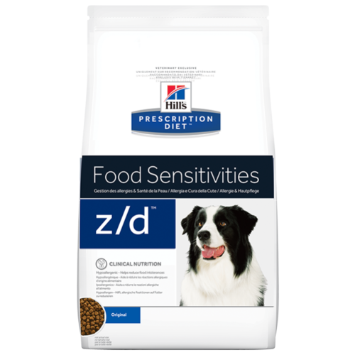 Корм для собак Hill's (2 кг) Prescription Diet Z/D Canine Allergy Management dry