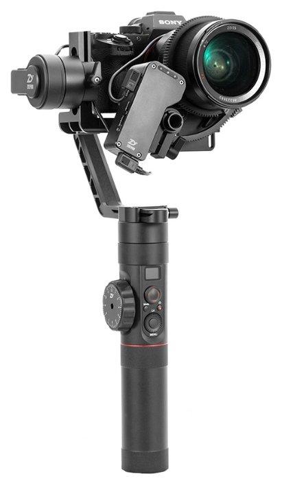 Электрический стабилизатор для зеркального фотоаппарата Zhiyun Crane 2 с Follow Focus — купить по выгодной цене на Яндекс.Маркете