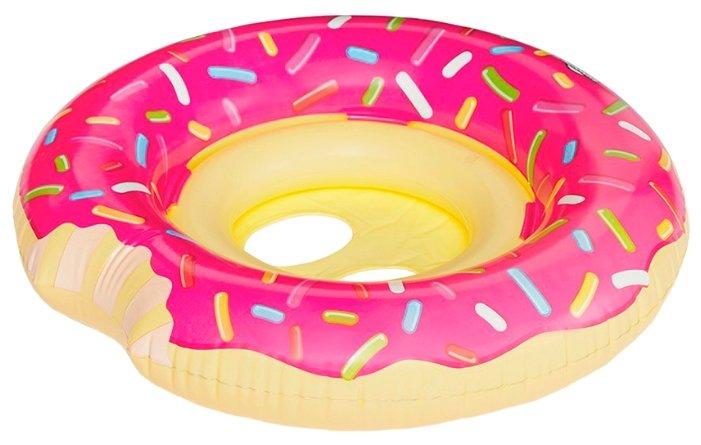 Круг надувной детский BigMouth Pink Donut BMLF-0002