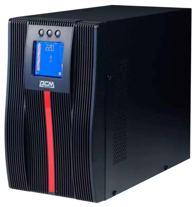 ИБП с двойным преобразованием Powercom Macan Comfort MAC-2000