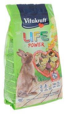 Корм для кроликов Vitakraft Life Power
