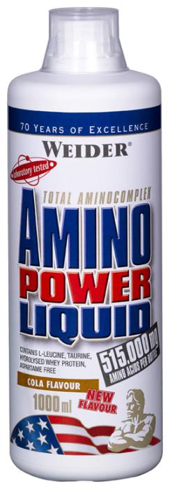 Аминокислотный комплекс Weider Amino Power Liquid (1000 мл)