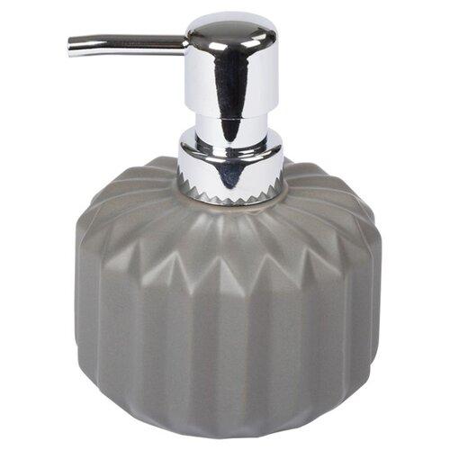 Дозатор для жидкого мыла HAUSMANN HM-B0194R-1/2/3/4 антрацит hausmann полка для обуви 2 ярусная hausmann hm 3011 uv 2vh nv