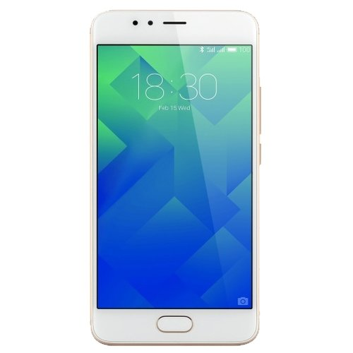 Смартфон Meizu M5s 16GB золотой