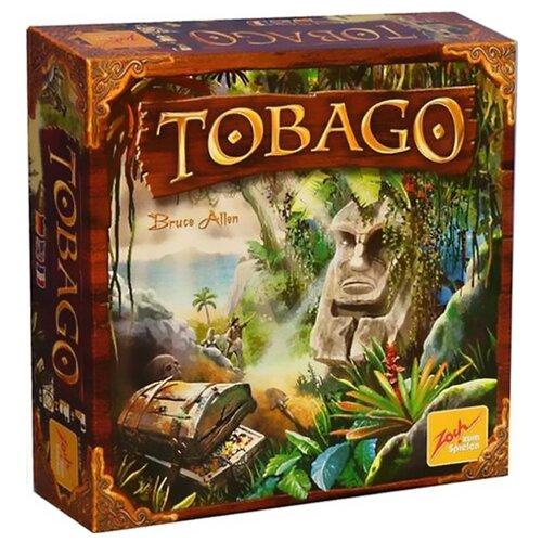 Купить Настольная игра Zoch Тобаго, Настольные игры