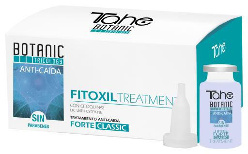 Tahe Сыворотка против выпадения и для роста волос Fitoxil Classic Treatment