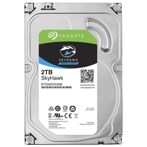 Жесткий диск Seagate SkyHawk 2 TB ST2000VX008