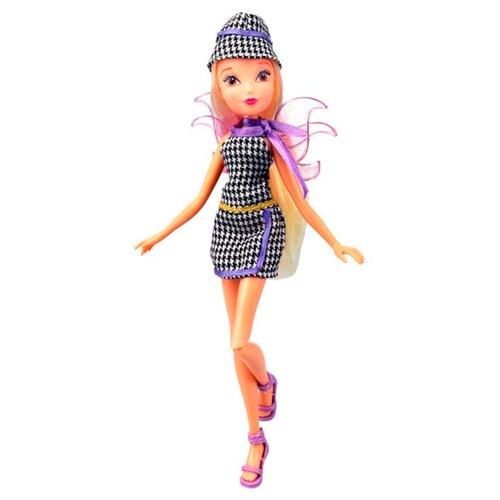 Купить Кукла Winx Club Парижанка Стелла, 27 см, IW01011400_Stella, Куклы и пупсы