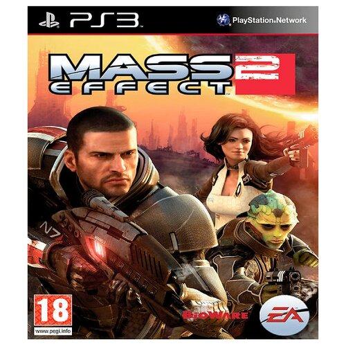Игра для PlayStation 3 Mass Effect 2, русские субтитры