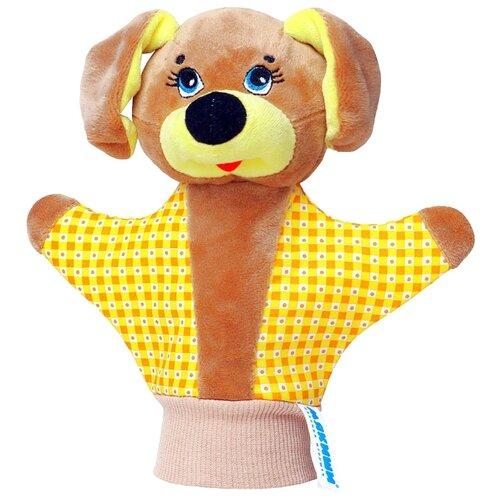 Купить Мякиши Игрушка-рукавичка Собачка (123), Кукольный театр