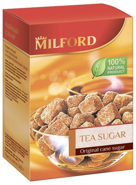 Сахар тростниковый Milford коричневый, 300 г