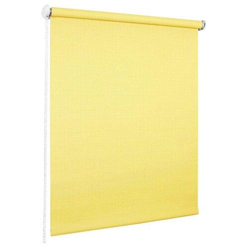 Рулонная штора SunBlack 351003, 48х170 см шторы рулонные ролло идея рулонная штора ролло lux samba цветы зеленый оранжевый желтый 160 см