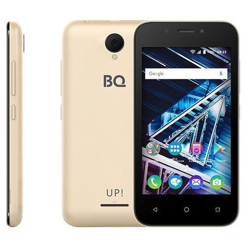 Смартфон BQ 4028 UP! золотой смартфон bq bq 4028 up gray