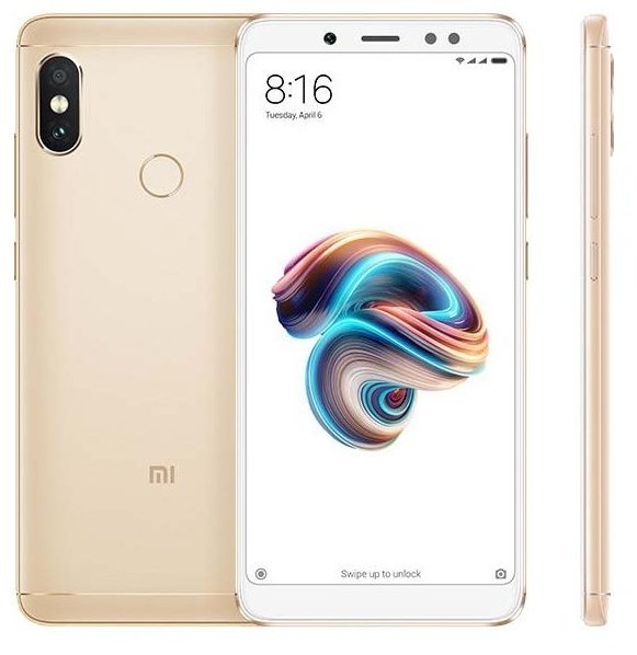 Смартфон Xiaomi Redmi Note 5 3/32GB
