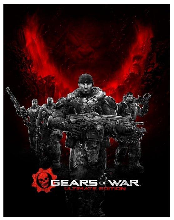 Microsoft Gears of War Ultimate Edition