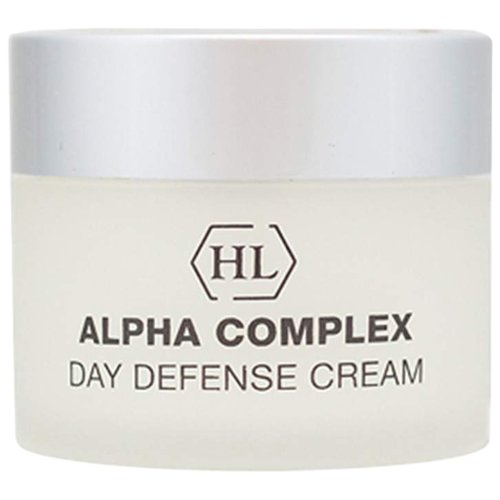 Holy Land Alpha Complex Day Defense Cream Дневной защитный крем для лица, 50 мл holy land крем гоммаж для лица peeling cream 70 мл