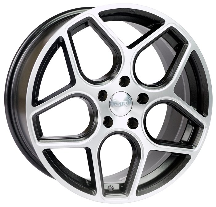 Колесный диск Race Ready CSS9531 7x17/5x108 D63.3 ET50 BE-P-LS-W/M5