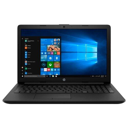 Ноутбук HP 15-db0 (5GZ88EA, 15-db0377ur), черный ноутбук