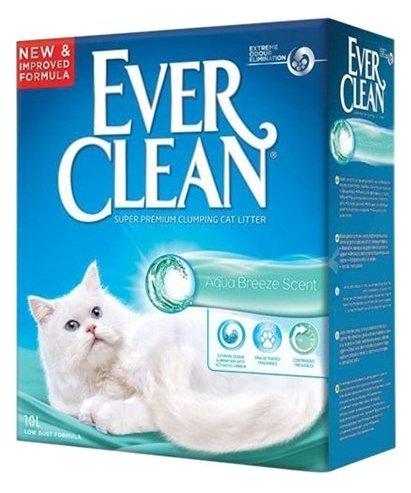 Комкующийся наполнитель Ever Clean Aqua Breeze 10 л