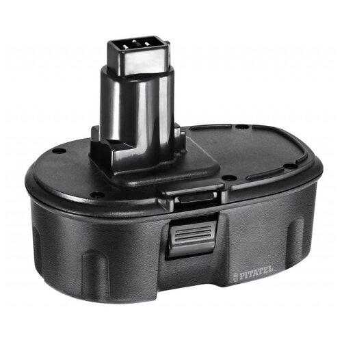 Аккумуляторный блок Pitatel TSB-013-DE18A-15C 18 В 1.5 А·ч