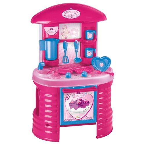 Купить Кухня Faro My Princess Sara 1572 розовый/голубой, Детские кухни и бытовая техника