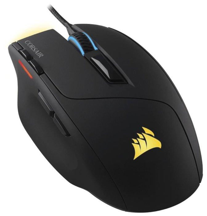 Мышь Corsair SABRE RGB Black USB
