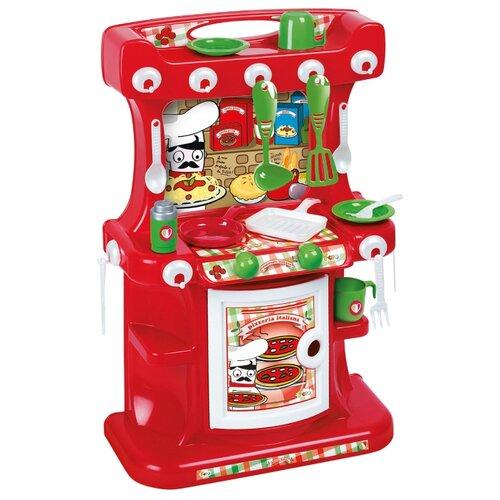 Купить Кухня Faro Mister Chef Junior 4540 красный/белый/зеленый, Детские кухни и бытовая техника