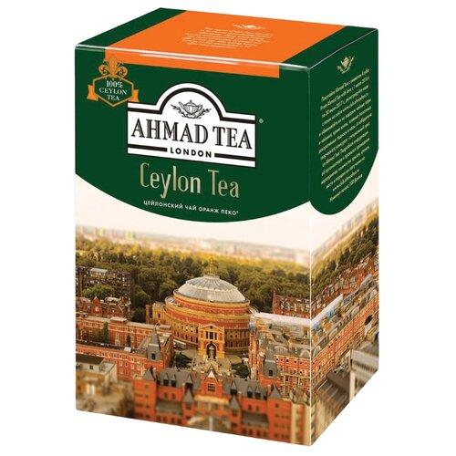 Чай черный Ahmad tea Ceylon tea OP, 200 г г форе серенада op 98