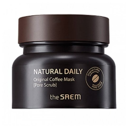 The Saem скраб Natural Daily Original Coffee Mask (Pore Scrub)