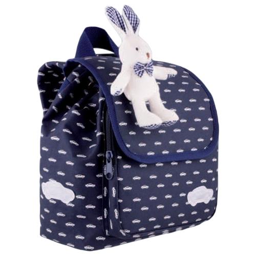Феникс+ Рюкзак детский Машинки.Принт (44306), синий
